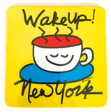 Wake Up New York Coaster (Pack of 6)