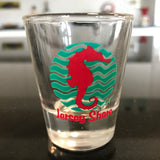 NJ Shore Seahorse Shot Glass