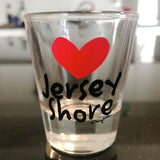 NJ Shore Heart Shot Glass (Pack of 12)