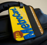 MetroCard 3-D Luggage Tag (Pack of 6)