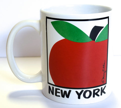 New York Big Apple Mug (Pack of 72)