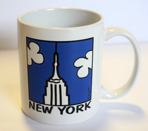 New York Empire State Building Mug