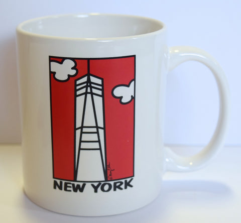 New York Freedom Tower Mug (Pack of 72)