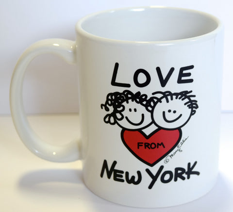 Love From New York Mug
