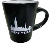 New York Midnight Skyline Mug