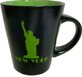 New York Midnight Statue Mug