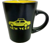 New York Midnight Taxi Mug