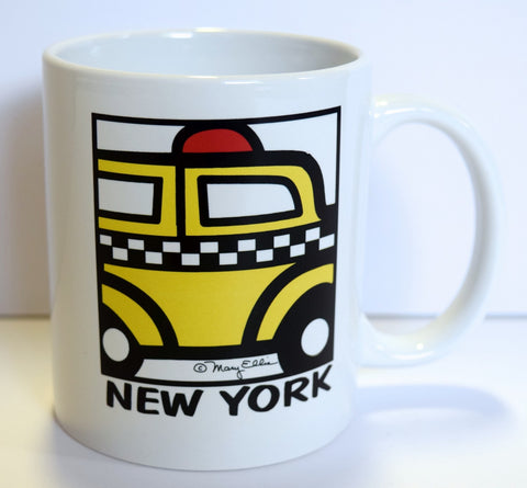 New York Taxi Mug (Pack of 72)