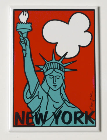 Statue Of Liberty Torch Magnet (Pack of 12)