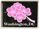 DC Cherry Blossoms Magnet (Pack of 12)