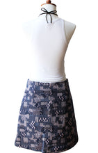 Pink Matrix Women's A-Line Skirt