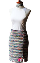 Rainbow Prism Women's Pencil Skirt