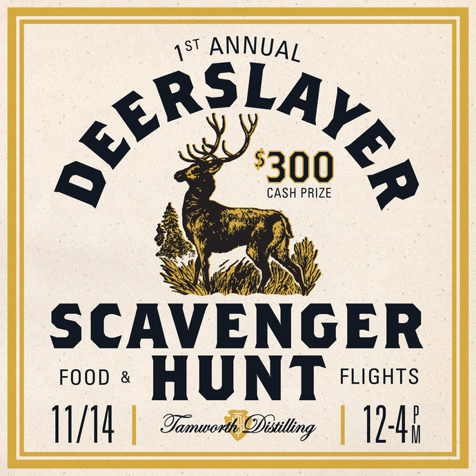 11/14 - Deerslayer Scavenger Hunt - TEAM SIGN UP