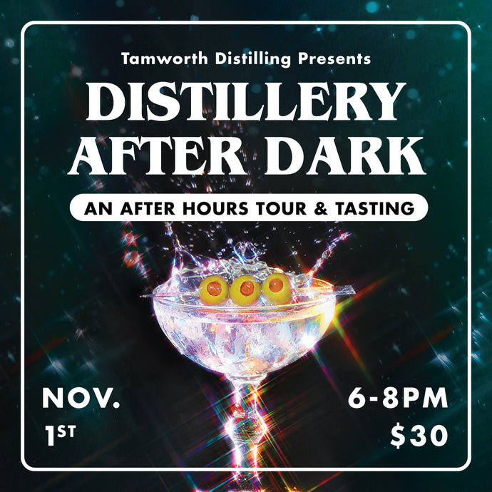 Distillery After Dark: The Good Reverend's Universal Spirit - 11/1/2019