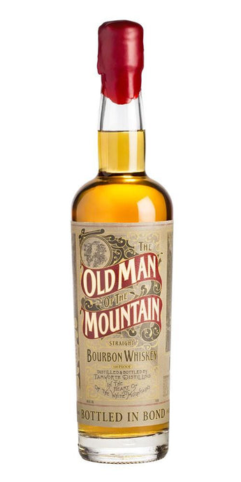 Reservation: The Old Man of the Mountain Bottled in Bond Bourbon