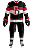 Belleville Sens Inaugural Youth Jersey Black