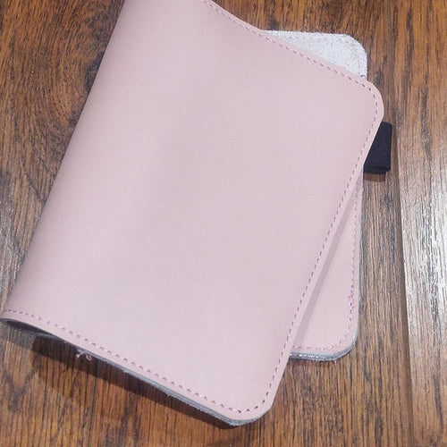 Jackie CUSTOM leather traveler's notebook Pongo / A5 size