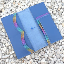 Rainbow Love River Hobonichi Weeks / Weeks MEGA Cover Ready to Ship