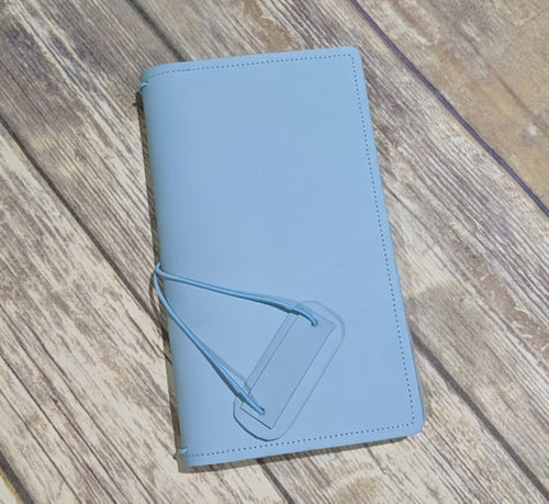 Rigby CUSTOM leather traveler's notebook Pongo / A5 size