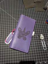 Space Buns CUSTOM leather traveler's notebook Pongo / A5 size