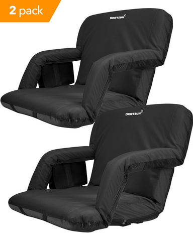 2 pack stadium seats