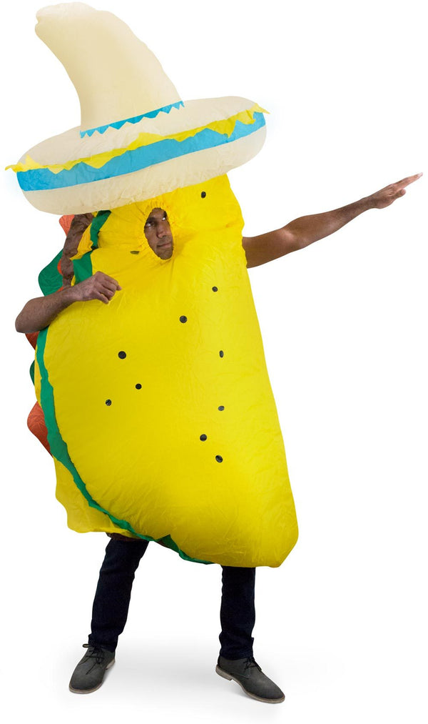 Fiesta Taco Inflatable Costume