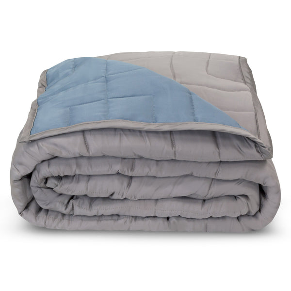 Bamboo Cooling Weighted Blanket for Adults