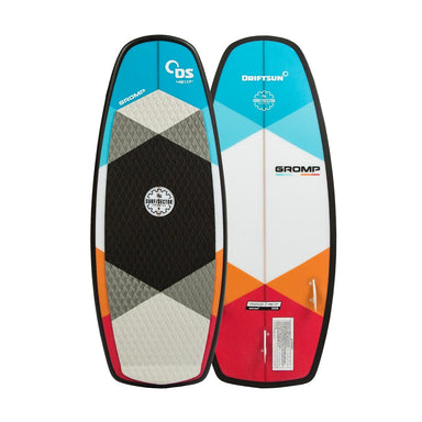 Front and Back view of Gromp Kids Wakesurf Board - 3'9