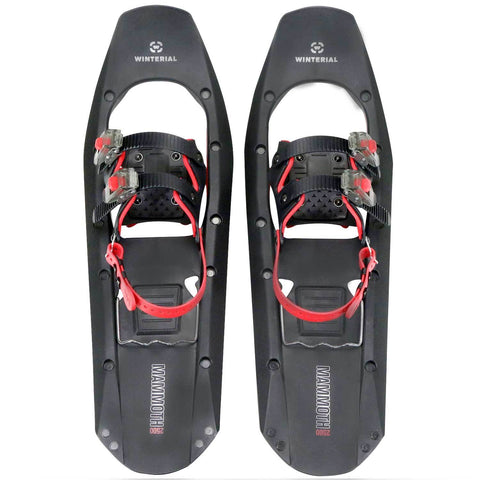 Winterial Mammoth 25-Inch Snowshoes for Advanced Users