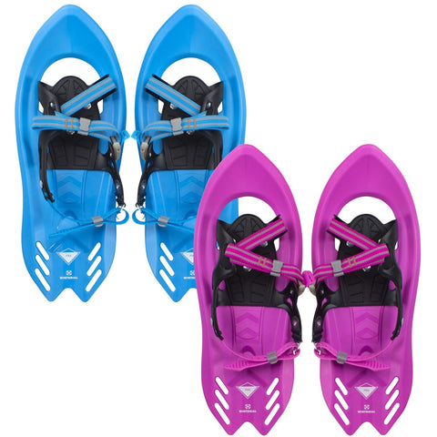 Winterial Pika Flat Terrain Snowshoes for Kids
