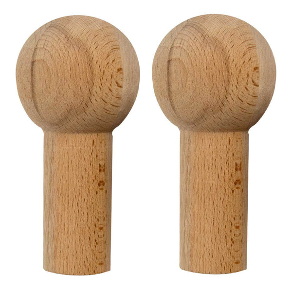 Ultra Fitness Gear Advanced Peg-Board Knob Set, Accessory for Ultra Fitness Peg Board