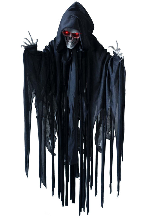 3ft Animated Hanging Reaper Prop Decoration