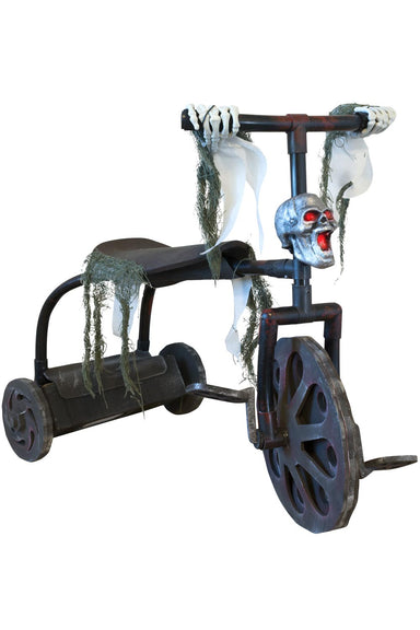 18in Animated Haunted Tricycle Prop Decoration