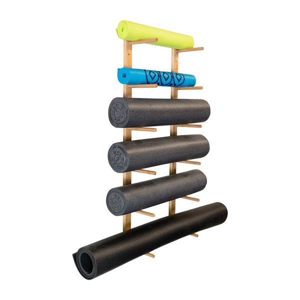 Ultra Fitness Gear Yoga Mat Rack