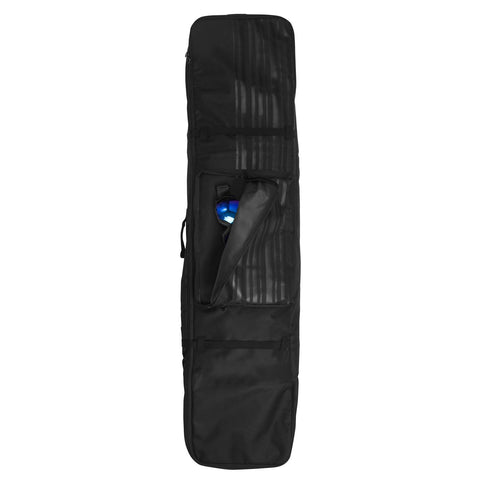 Winterial Snowboard Bag, Carrying Bag, Wheeled Snow Gear, Black