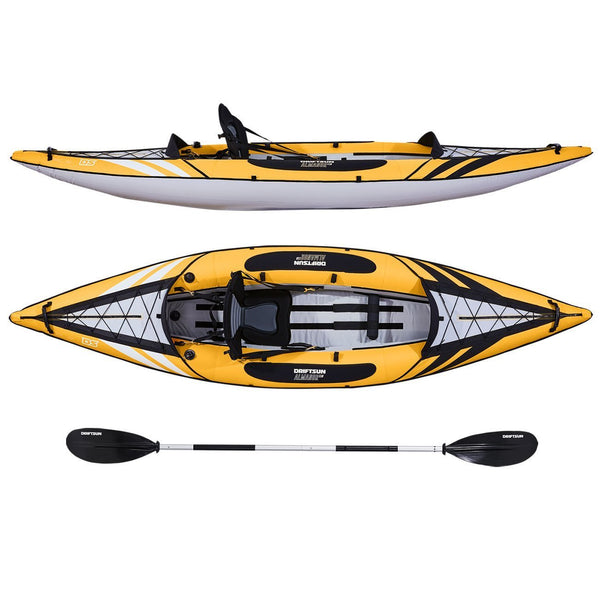 Driftsun Almanor 110 Single Person Inflatable Recreational Touring Kayak