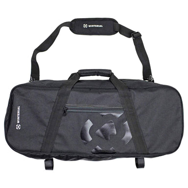 "Winterial Premium Snowshoe Bag with Exterior Pocket and Pole Straps I 28"" x 10"" x 7.5"""
