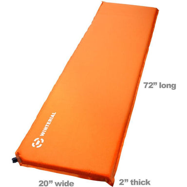 Winterial Single Self Inflating Sleeping Pad