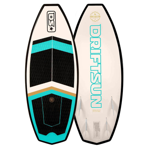 "Driftsun 2019 Limited ""Surf Sector"" Edition Throwdown Wakesurf Board - Multiple Sizes"