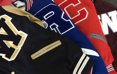 Letterman Jacket Gallery
