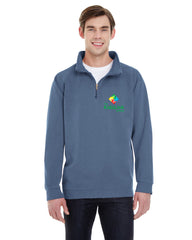 Kids Link Quarter Zip Sweatshirt