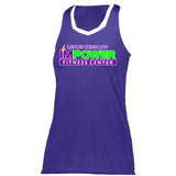 Ladies' Racerback Tank I'MPower
