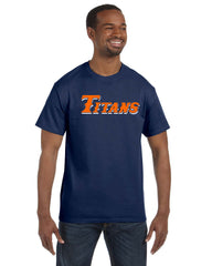 Titans Unisex Fan T-Shirt