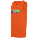 Ladies DriFit V-Neck Tank Top I'MPower
