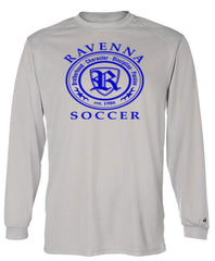 Adult or Youth Dri-Fit Long Sleeve top Logo A