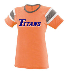 Titans Ladies Fan Jersey T-Shirt