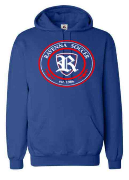 Adult or Youth Dri-Fit Hoodie Logo B