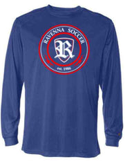 Adult or Youth Dri-Fit Long Sleeve top Logo B