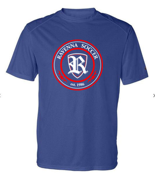 Adult or Youth Dri-Fit Short Sleeve Shirt Logo B