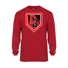 Dingers Performance Long Sleeve Shirt